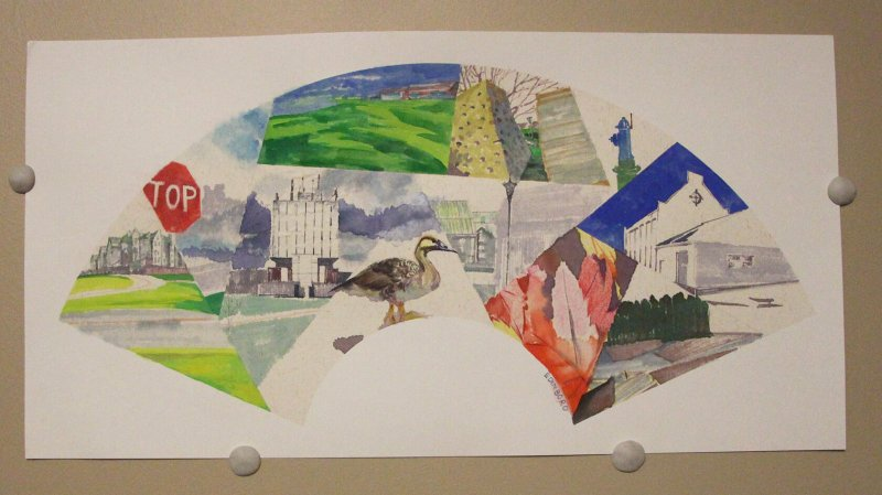 Library exhibitions paint picture of cultural combinations and more by Amber Chisholm