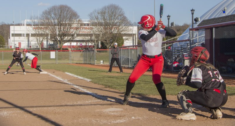 Softball in tie for second with 3-3 week by Chris Rosato Jr.