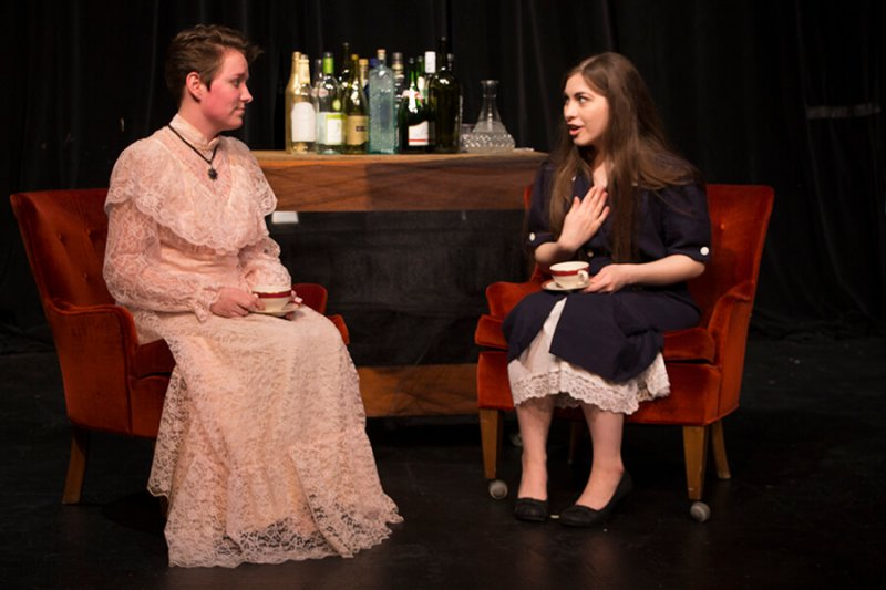 Review: EU closes out season with 'A Night of One Acts' by Amber Chisholm
