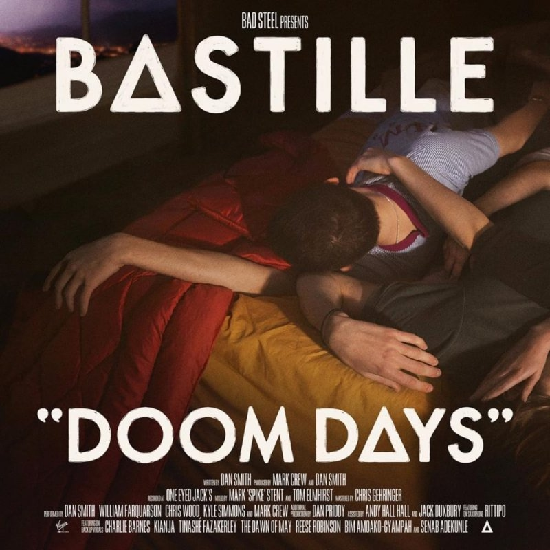 Review: Bastille — Doom Days by Nathan Brennan