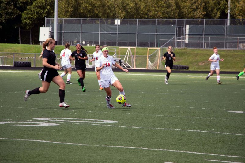 Soccer loses first two games of the season by Erica Burkholder