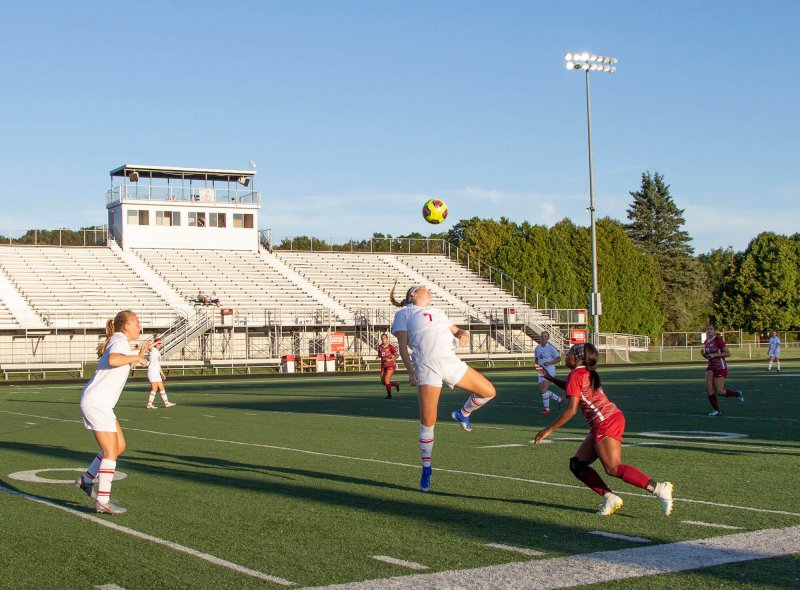 Soccer wins first PSAC game, tops Indiana by Erica Burkholder