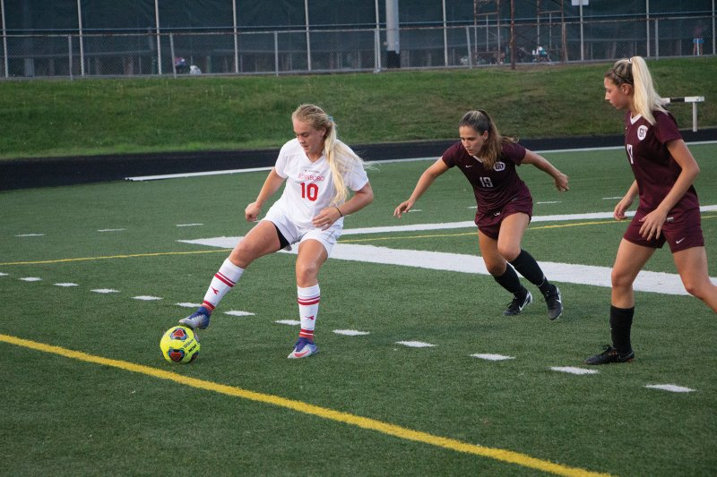 Soccer still undefeated in PSAC by Erica Burkholder
