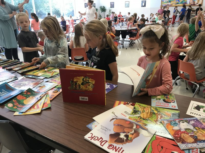 Summer reading encourages academic skills by General McLane School District
