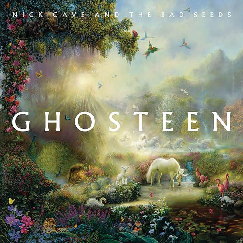 'Ghosteen' marks return of Nick Cave and the Bad Seeds, culmination of trilogy of records by Rhiannon Pushchak