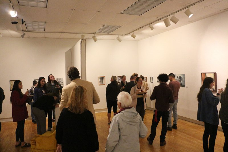 Bates hosts artist duo Horner and Moore by Ben McCullough