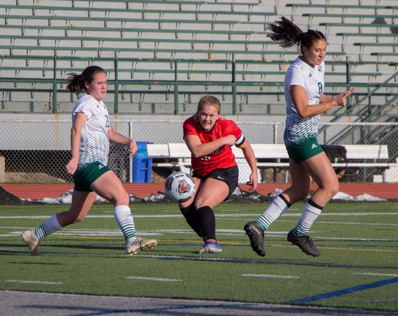 Soccer falls to SRU in PSAC Championship Game by Ben McCullough