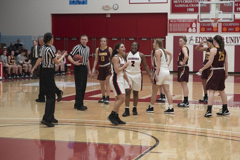 Women top Gannon, control lead most of the game by Jackson Loepp