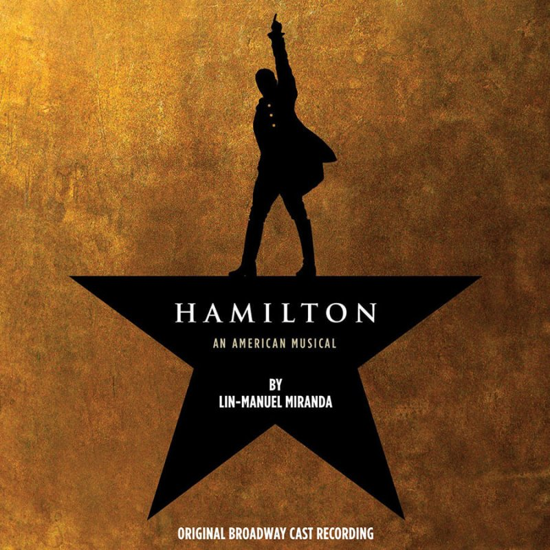 Album that changed my life: Hamilton by Erica Burkholder