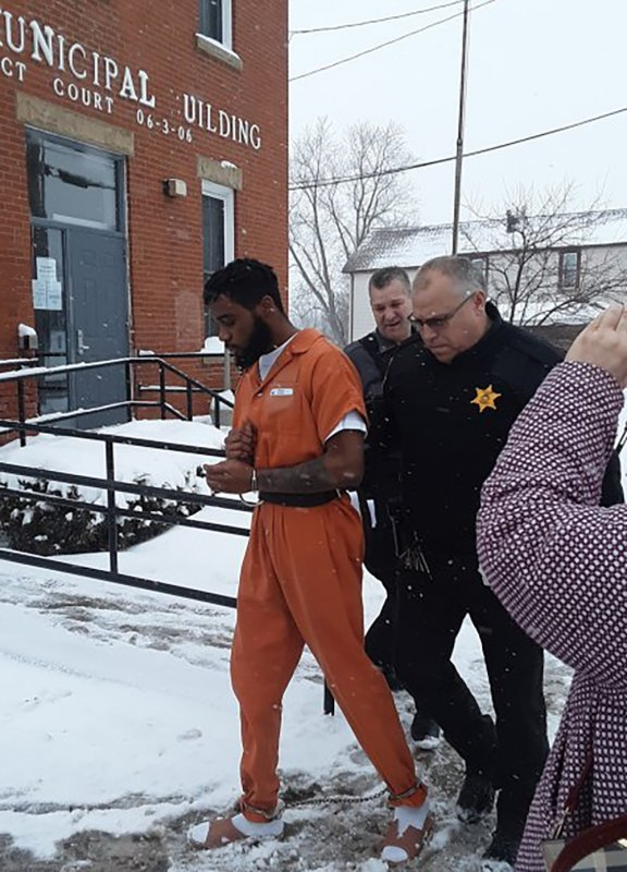 Update: Lampley, accused in Wendy's shooting and robbery, appears in preliminary hearing by Shayma Musa