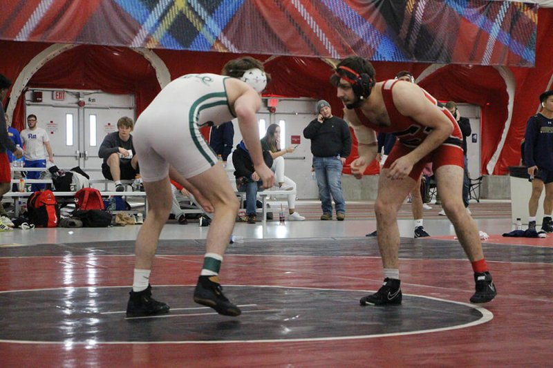 Wrestling hosts Edinboro Open by Steven McGarvie