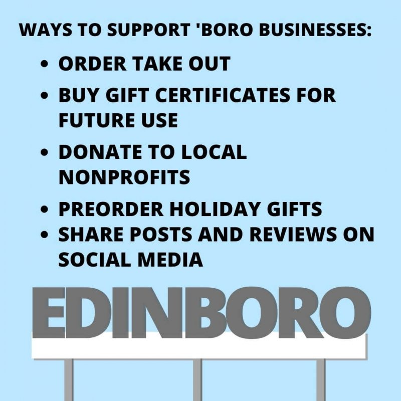 Edinboro business owners talk surviving COVID-19 by Thomas Taylor