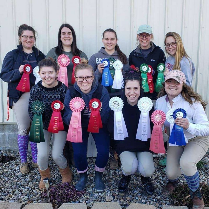 Edinboro Equestrian team hosting experts during competition break by Julia Carden
