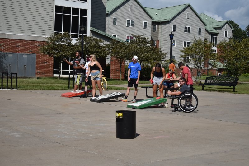 Edinboro attempts to bring students together through BoroBrood Community  by Emma McNeeley