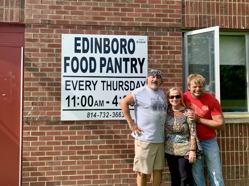 Edinboro food pantry continues to be valuable resource by Julia Carden